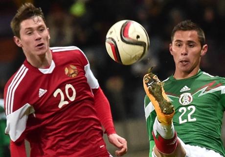 Match Report: Belarus 3-2 Mexico