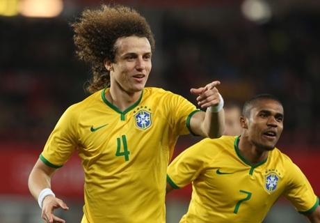 FT: Austria 1-2 Brasil