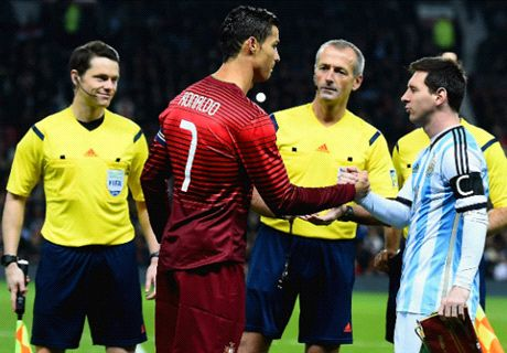 Messi v Ronaldo fails to inspire