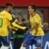 Firmino lesakkan gol indah ke gawang Austria.