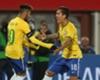 Neymar Sanjung Gol Debut Firmino