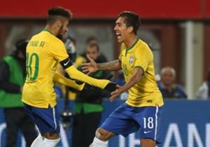 Neymar puji gol indah Firmino.