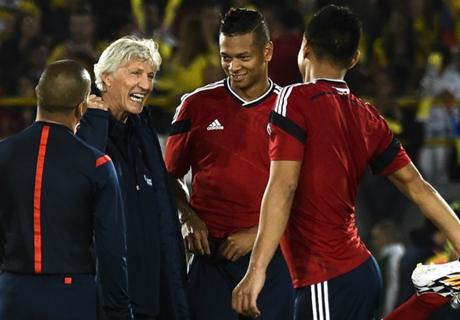 Colombia volvió a significar fútbol