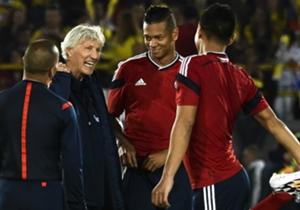 José Néstor Pekerman - Despedida de la Selección Colombia en Bogotá organizada el 23 de mayo de 2014