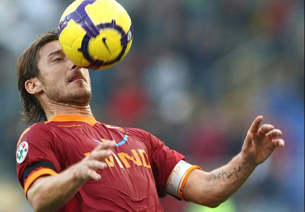 Roma Captain Francesco Totti: Antonio Cassano Is Scared Of Me