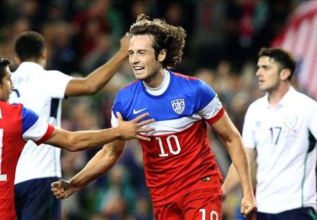 Arnold: Diskerud to lead at NYCFC