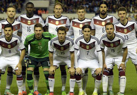 Ranking FIFA: Germania sempre prima