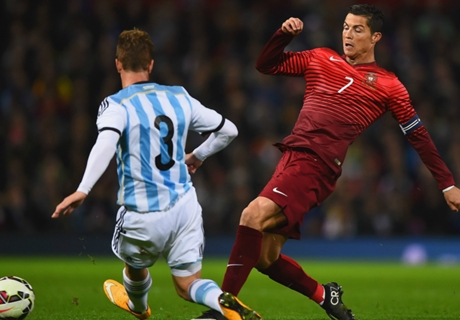 Match Report: Portugal 1-0 Argentina