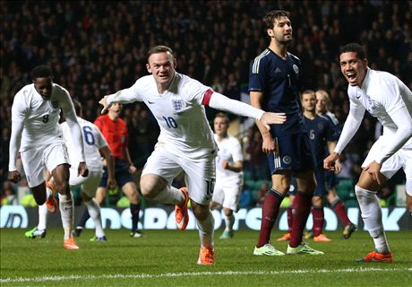 Rooney: I'm just happy to score goals