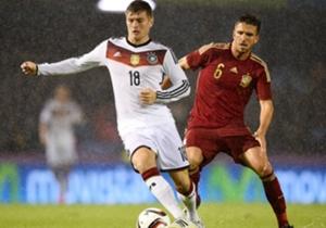 Toni Kroos überzeugte erneut im Dress der DFB-Elf.