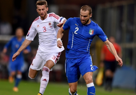 Match Report: Italy 1-0 Albania