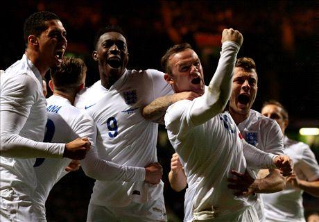 Rooney: Welbeck hizo bien en irse