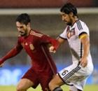 GALERÍA: España 0-1 Alemania