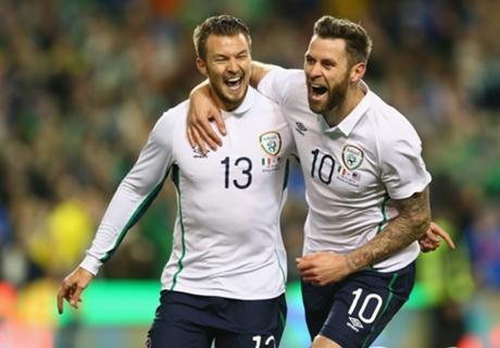Ireland drop three place in ranking