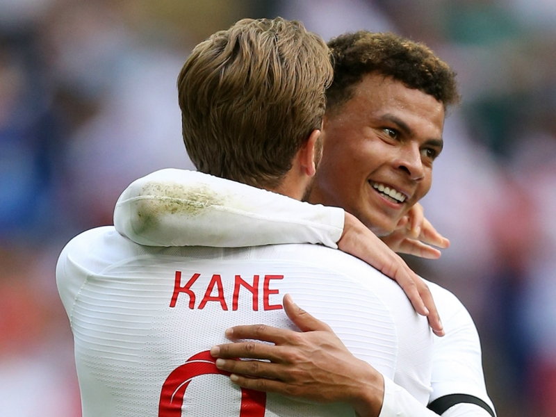 'Kane & Alli are like Di Stefano & Puskas' - England hero Hurst hails telepathy of Tottenham duo