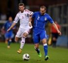 Italy 1-0 Albania: Okaka debut goal