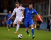 Italy 1-0 Albania: Debut goal from Okaka proves the difference