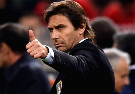Conte: I'm not quitting Italy