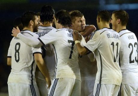 Calificaciones: España 0-1 Alemania