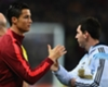 Ronaldo backs CR7 for Ballon d'Or over Messi