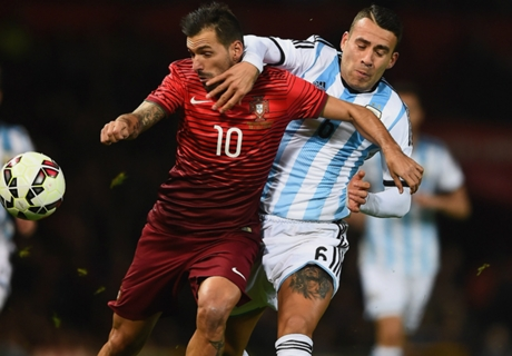 Player Ratings: Argentina 0-1 Portugal