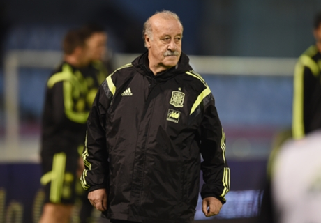 Del Bosque: Spain in transition