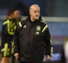 Del Bosque defends struggling Spain