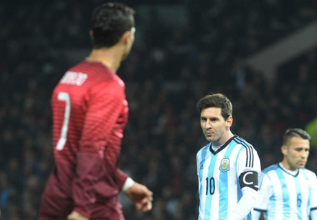 'Messi not as hungry as Ronaldo'
