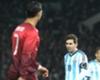 """""""Messi Tak Sampai Separuhnya Ronaldo"""""""