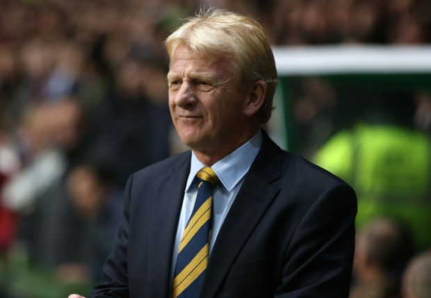 England's intensity 'spooked' Scotland – Strachan