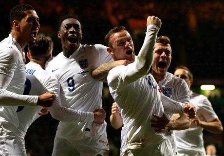 朗尼2球!英格蘭3-1客勝蘇格蘭
