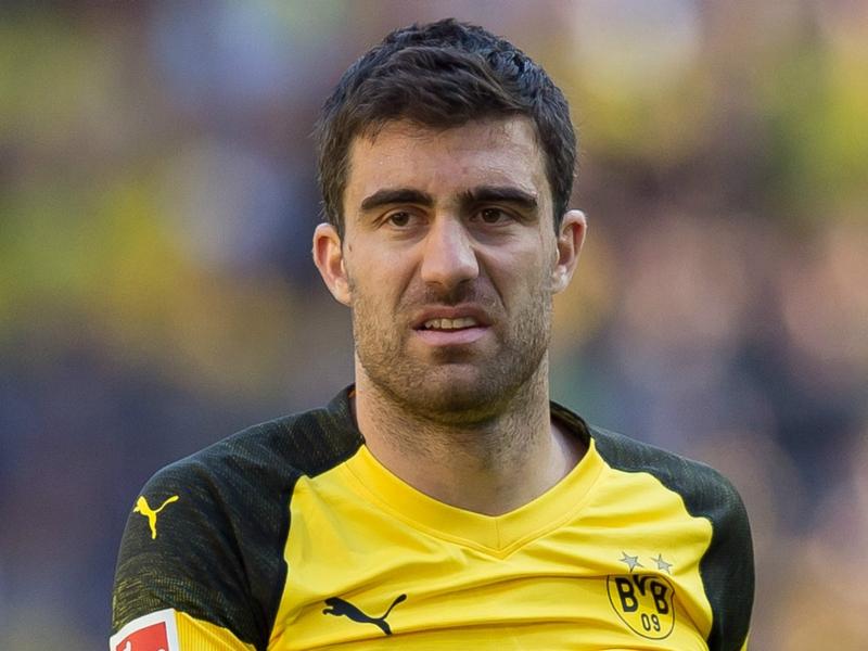 Arsenal complete €19m Sokratis signing