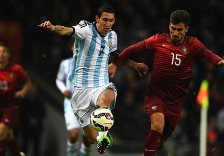 GALERÍA: Argentina 0-1 Portugal