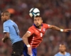 Chile 1-2 Uruguay: Gonzalez steals late win for visitors