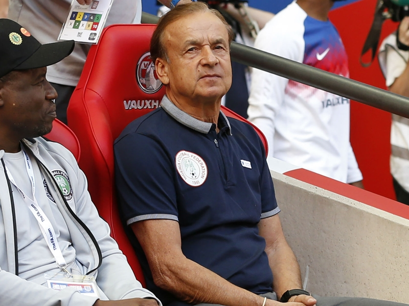 Nigeria rely on individual brilliance to beat Seychelles