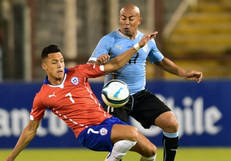 Chile, Argentina y Brasil, cabezas de serie de la Copa América 2015