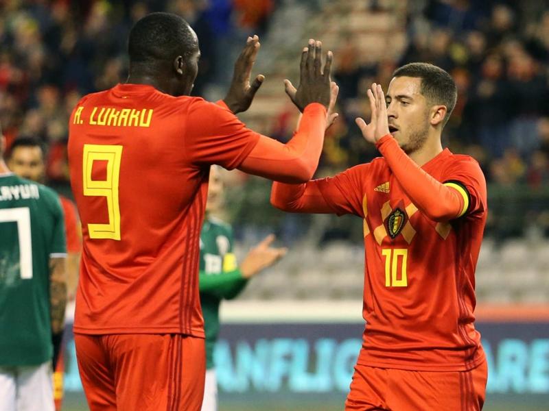 Belgique-Egypte 3-0, la Belgique fait le plein de confiance