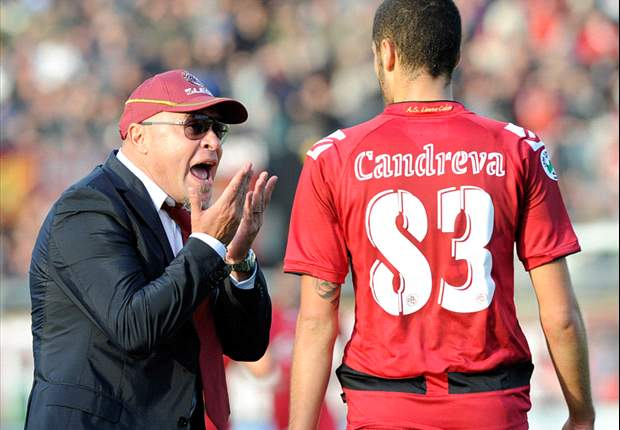 Livorno Coach Serse Cosmi Eager To Keep Antonio Candreva Amid Interest From Genoa, Juventus & Inter
