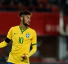 I chose to give Silva armband - Neymar