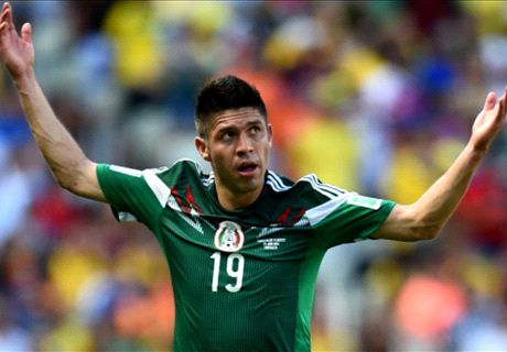 Marshall: World's top 10 the goal for El Tri
