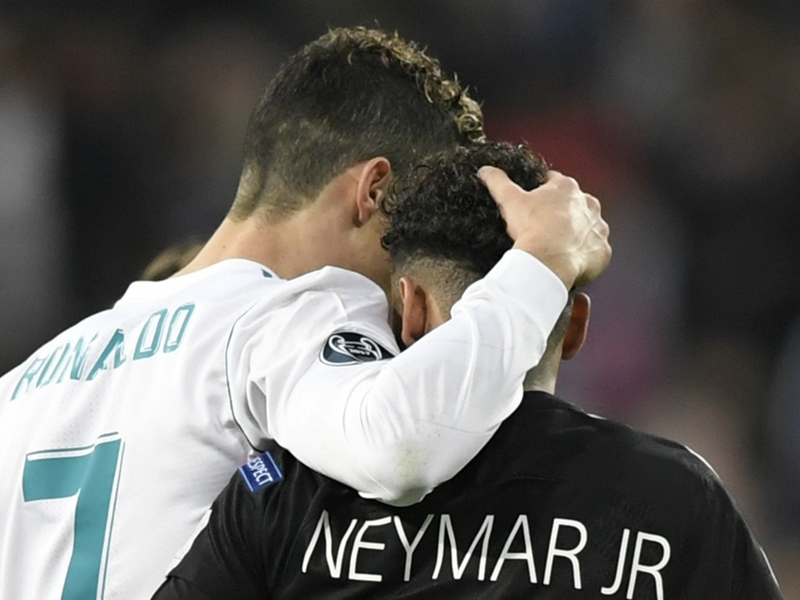 Mercato - Ivan Rakitic veut voir Cristano Ronaldo quitter le Real Madrid et Neymar rester au PSG