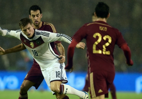 Kroos: It's been a great year