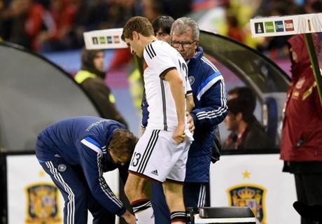 Muller optimistic on dead leg