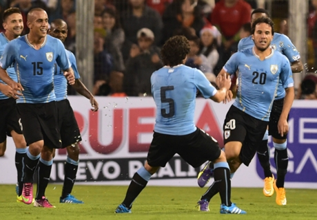Copa America, l'Uruguay dans le groupe de l'Argentine