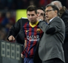 Tata: Tough for Messi to leave Barca
