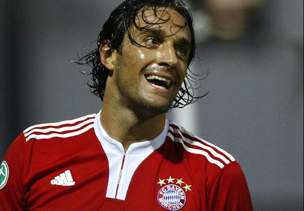 Roma Have Not Contacted Bayern Munich About Luca Toni - Agent