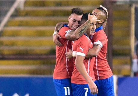 Match Report: Chile 1-2 Uruguay