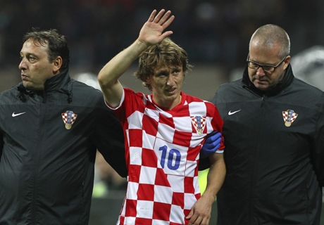 Modric played too many games - Kovac