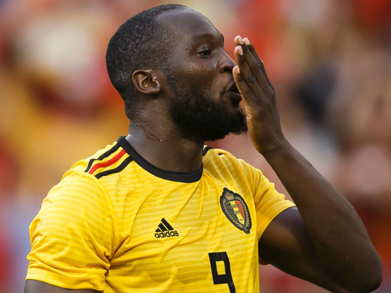 VIRAL: Football: Lukaku scores two and assists another in Belgium rout