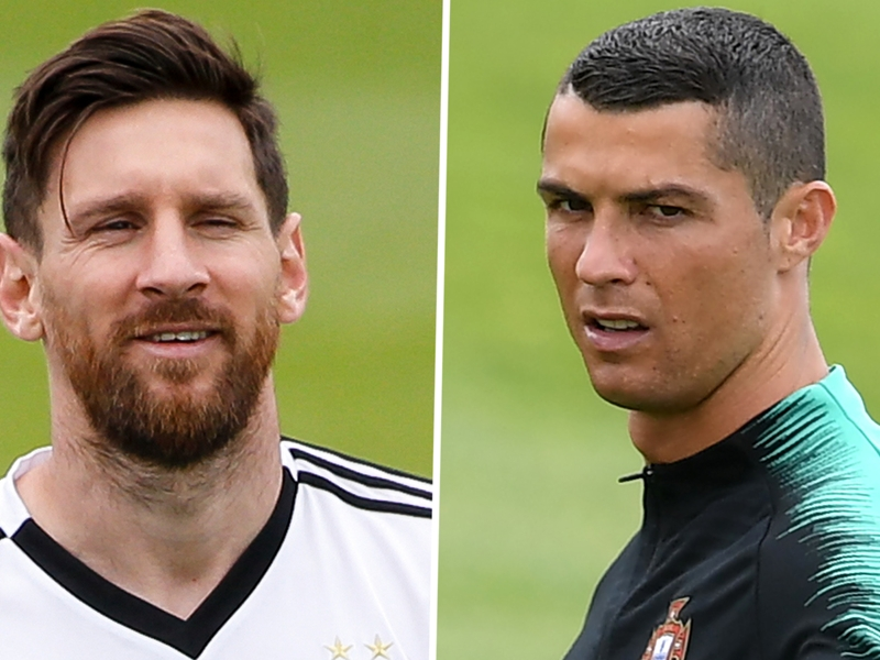 Betting: Ronaldo 6/4 to outscore Messi after sealing Juventus move